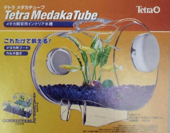 medaka-tube